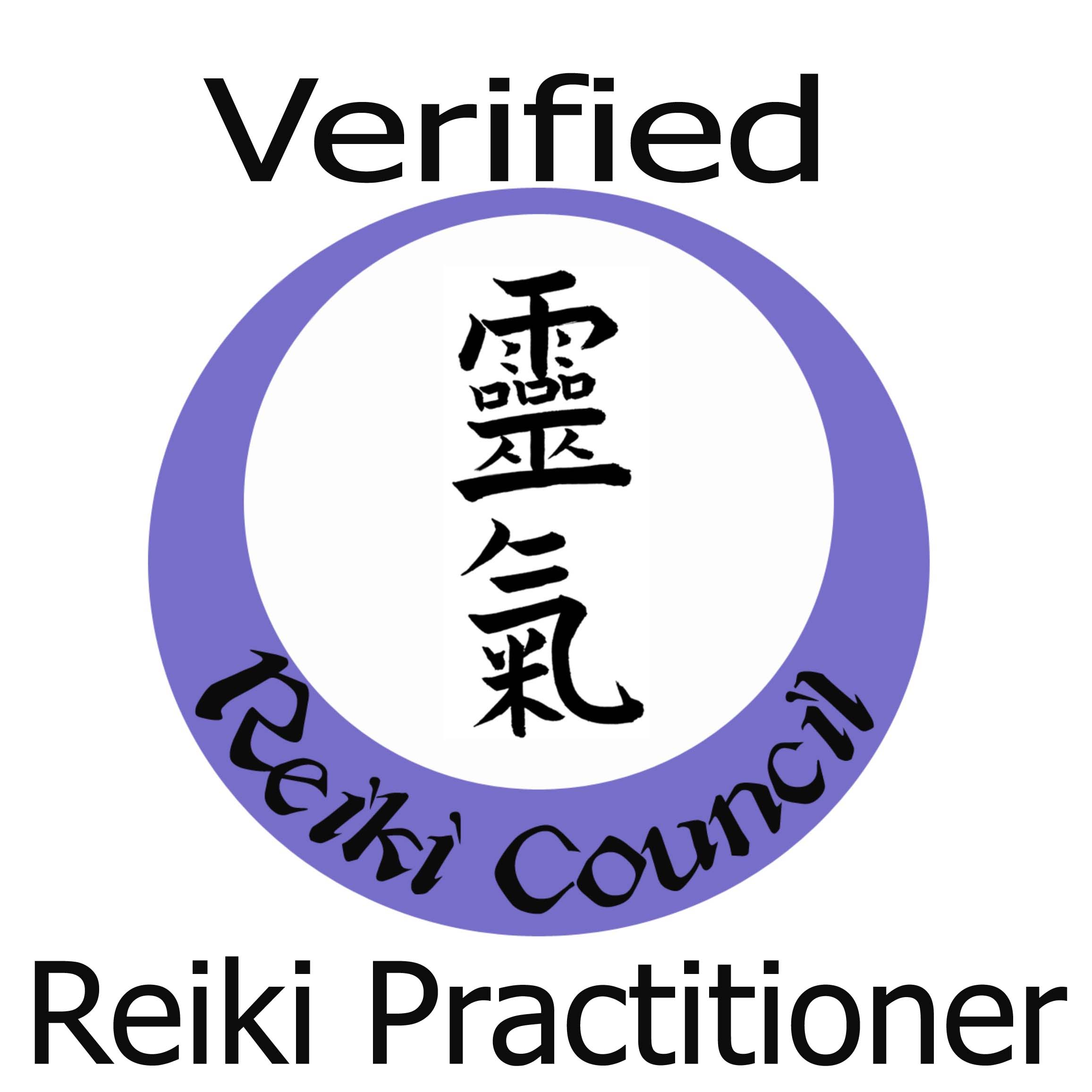 Jeanne Long Verified Reiki Practitioner