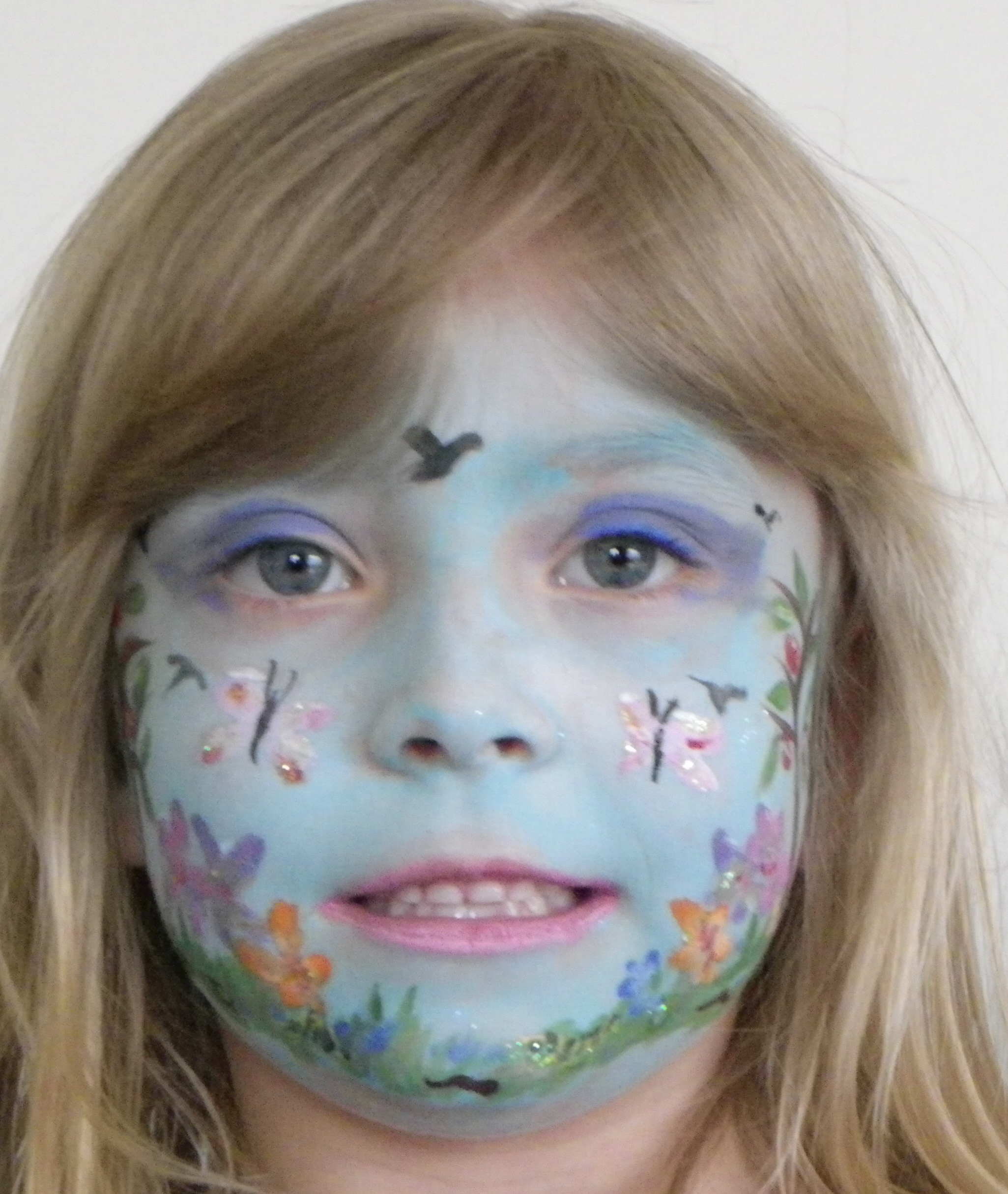 Face painting workshops in Bristol
